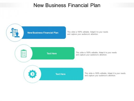 New Business Financial Plan Ppt PowerPoint Presentation Infographic Template Themes Cpb Pdf