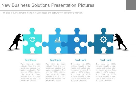 New Business Solutions Presentation Pictures