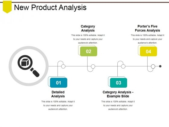 New Product Analysis Ppt PowerPoint Presentation Show Guidelines