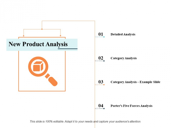 New Product Analysis Ppt PowerPoint Presentation Summary Graphics Template