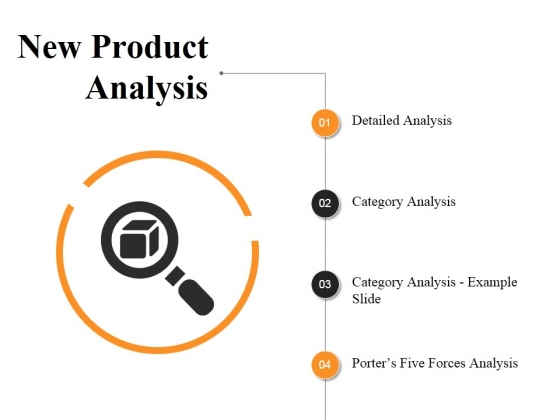 New Product Analysis Ppt PowerPoint Presentation Summary Model