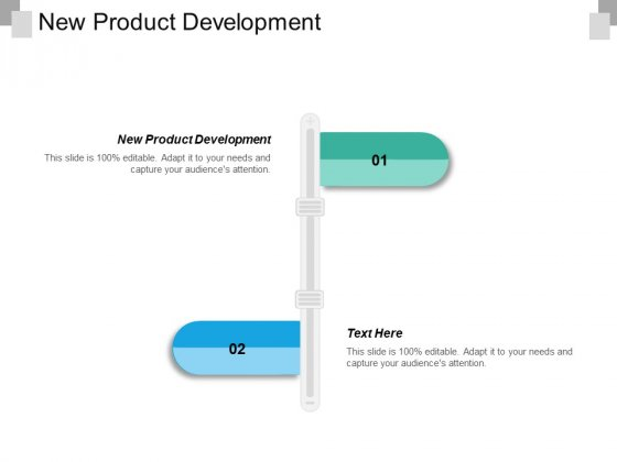 New Product Development Ppt PowerPoint Presentation Model Deck Cpb