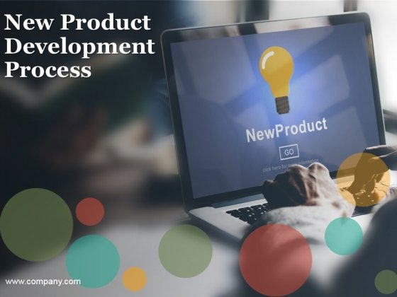 New Product Development Process Ppt PowerPoint Presentation Complete Deck With Slides