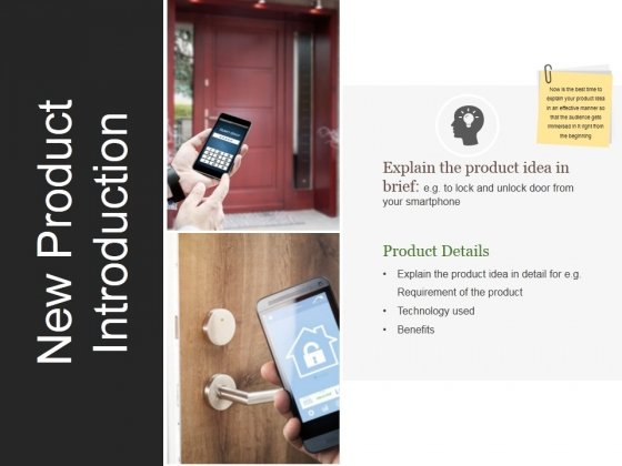 New Product Introduction Ppt PowerPoint Presentation Gallery Images