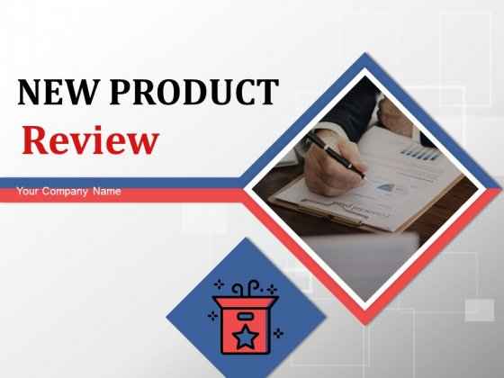 New Product Review Ppt PowerPoint Presentation Complete Deck With Slides