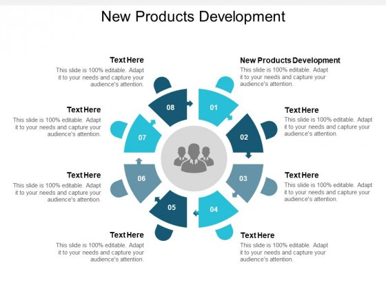 New Products Development Ppt PowerPoint Presentation Icon Format Cpb