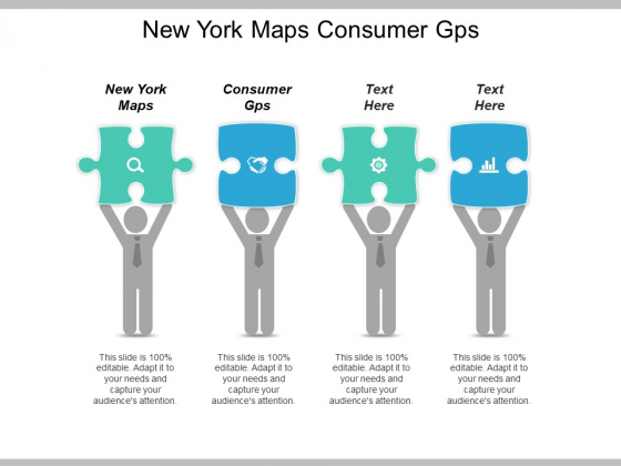 New York Maps Consumer Gps Ppt PowerPoint Presentation Model Layout Ideas