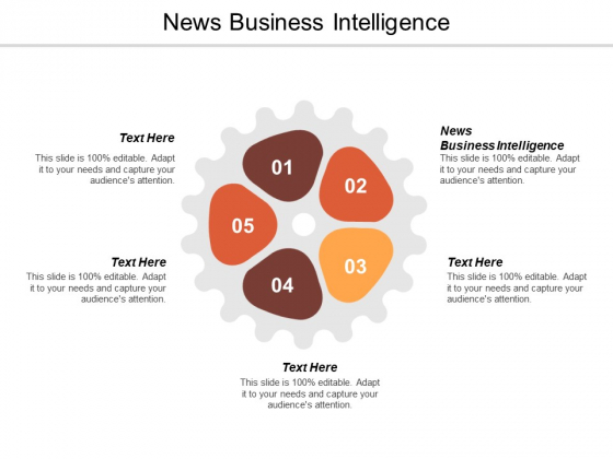 News Business Intelligence Ppt PowerPoint Presentation Ideas Guide Cpb