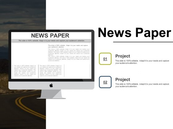 News Paper Ppt PowerPoint Presentation Inspiration Clipart