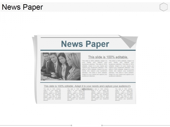 News Paper Ppt PowerPoint Presentation Inspiration Icons