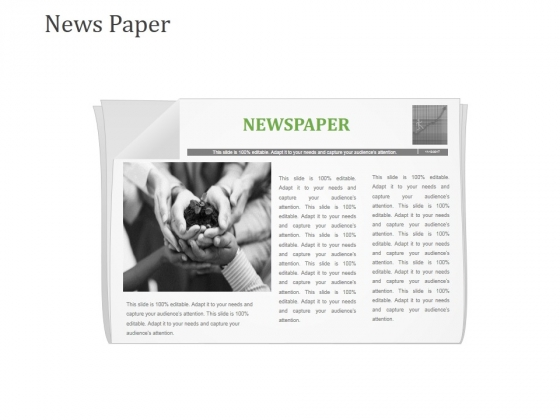 News Paper Ppt PowerPoint Presentation Layouts Graphics