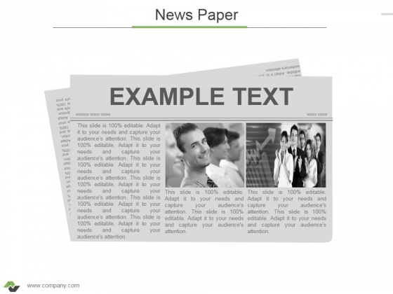 News Paper Ppt PowerPoint Presentation Styles Graphics Pictures