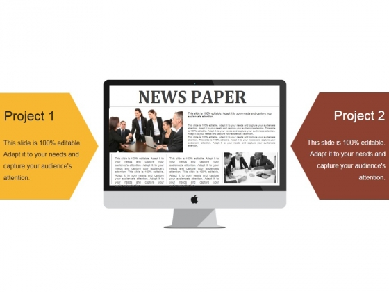 News Paper Ppt PowerPoint Presentation Visual Aids