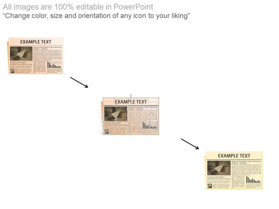 News_Paper_With_Graph_And_Example_Text_Powerpoint_Slides_2
