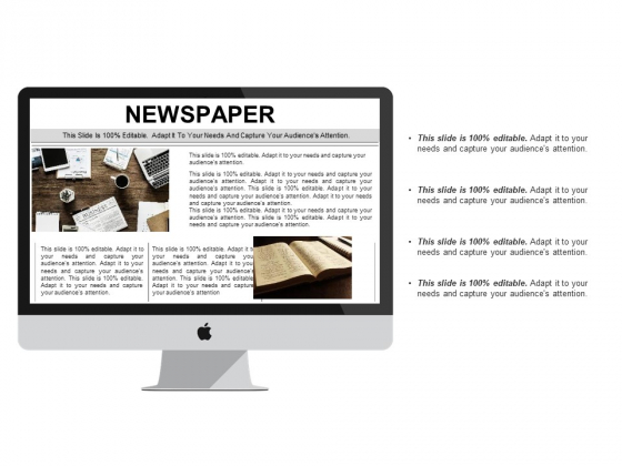 Newspaper Business Management Ppt PowerPoint Presentation Ideas Graphics
