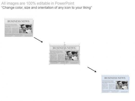 Newspaper_Diagram_With_Business_Team_Powerpoint_Slides_2
