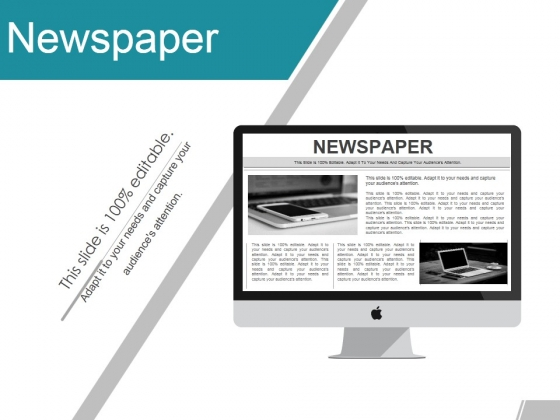Newspaper Ppt PowerPoint Presentation Gallery Graphics Tutorials