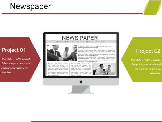 Newspaper Ppt PowerPoint Presentation Inspiration Example