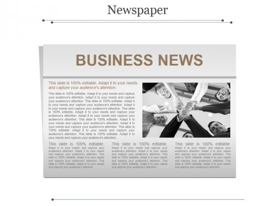 Newspaper Ppt PowerPoint Presentation Introduction