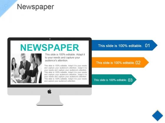 Newspaper Ppt PowerPoint Presentation Layouts Design Templates