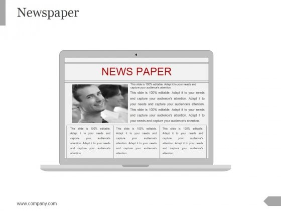 Newspaper Ppt PowerPoint Presentation Picture
