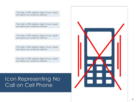 No_Mobile_Device_Icon_Representing_Road_Sign_Ppt_PowerPoint_Presentation_Complete_Deck_Slide_4