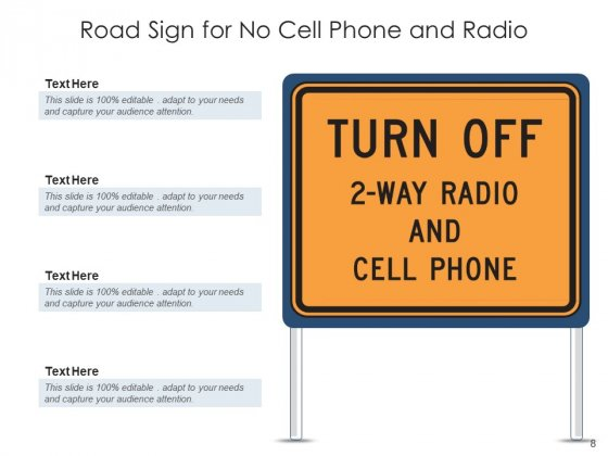 No_Mobile_Device_Icon_Representing_Road_Sign_Ppt_PowerPoint_Presentation_Complete_Deck_Slide_8