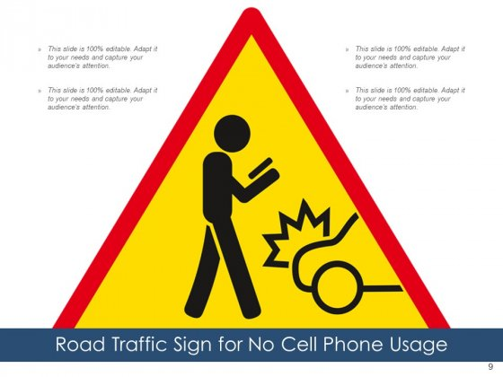 No_Mobile_Device_Icon_Representing_Road_Sign_Ppt_PowerPoint_Presentation_Complete_Deck_Slide_9