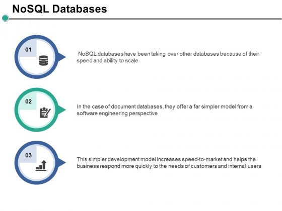 Nosql Databases Ppt PowerPoint Presentation Portfolio Graphic Tips