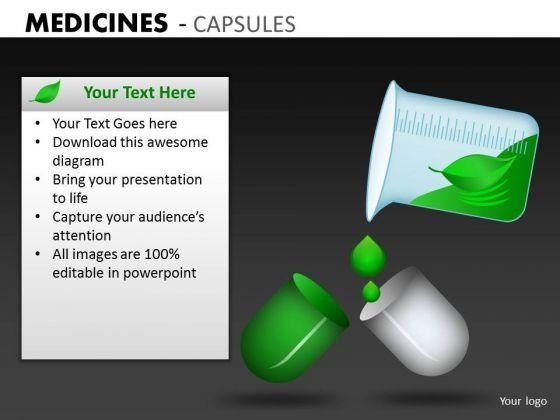 Natural Cures Health PowerPoint Templates Ppt Slides