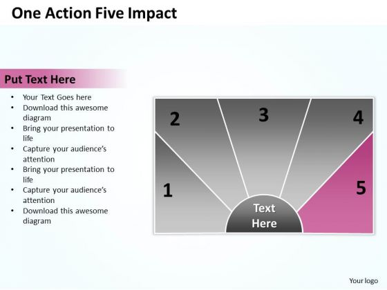 Network Diagram For Small Business Impact PowerPoint Templates Backgrounds Slides