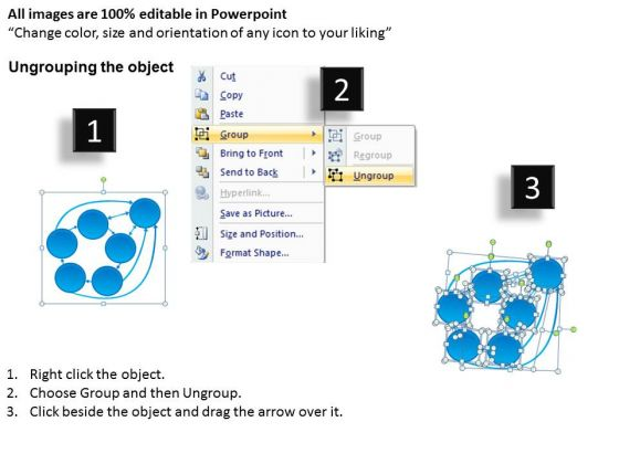 network_path_diagram_to_goals_powerpoint_templates_ppt_slides_2