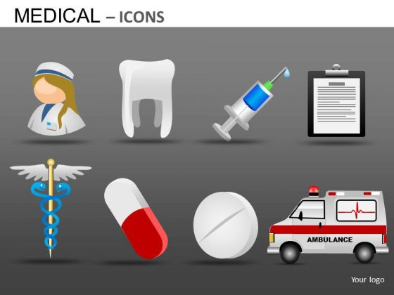 Nurse Medical Ppt Graphics Slides