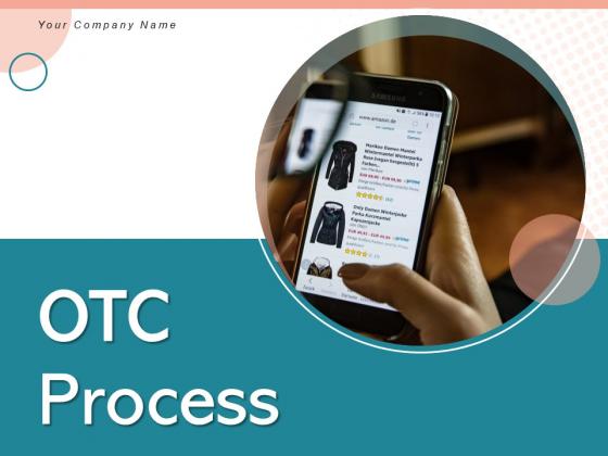 OTC Process Customer Inventory Credit Management Ppt PowerPoint Presentation Complete Deck