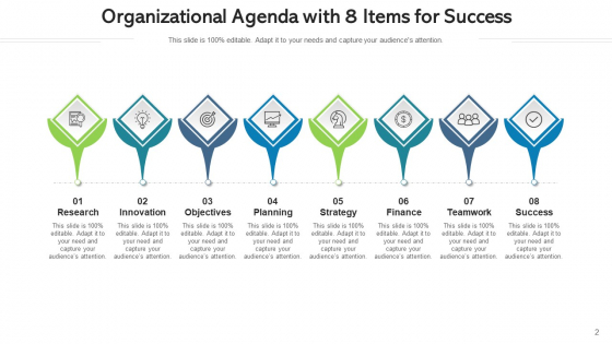Objective_With_8_Units_Teamwork_Success_Ppt_PowerPoint_Presentation_Complete_Deck_With_Slides_Slide_2
