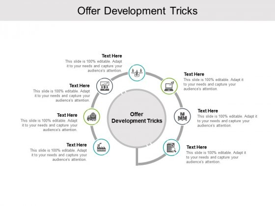 Offer Development Tricks Ppt PowerPoint Presentation Inspiration Background Images Cpb