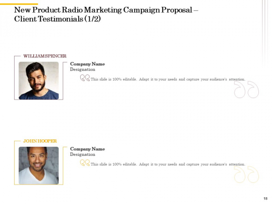 Offline_Promotional_Strategy_For_New_Product_Proposal_Ppt_PowerPoint_Presentation_Complete_Deck_With_Slides_Slide_18