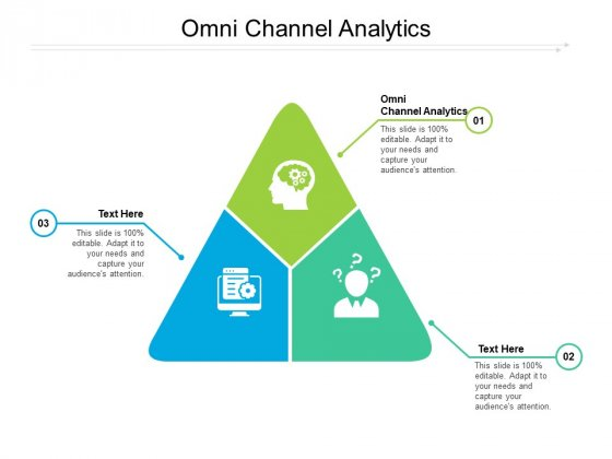 omni channel analytics ppt powerpoint presentation infographics graphics tutorials cpb pdf