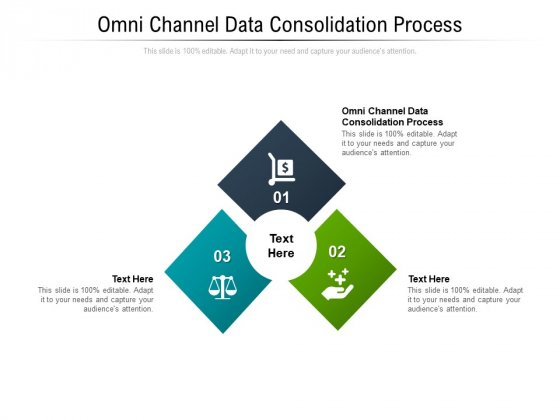 Omni Channel Data Consolidation Process Ppt PowerPoint Presentation Model Master Slide Cpb Pdf