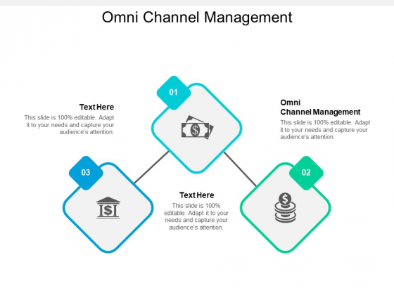 Omni Channel Management Ppt PowerPoint Presentation File Ideas Cpb