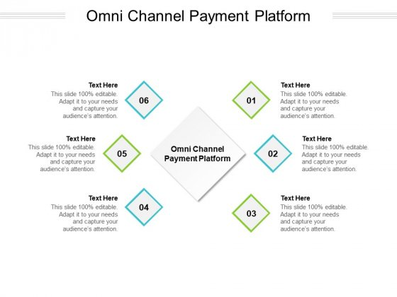 Omni Channel Payment Platform Ppt PowerPoint Presentation Model Master Slide Cpb Pdf