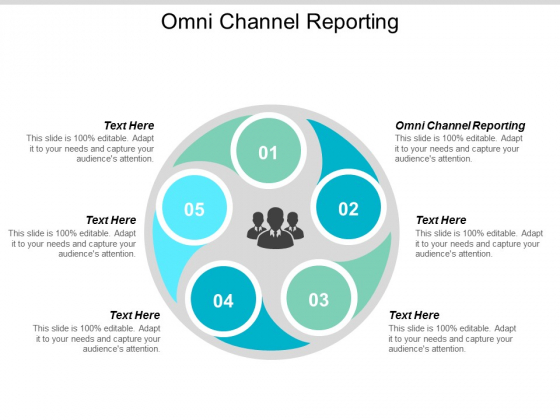 Omni Channel Reporting Ppt PowerPoint Presentation Show Graphic Tips Cpb