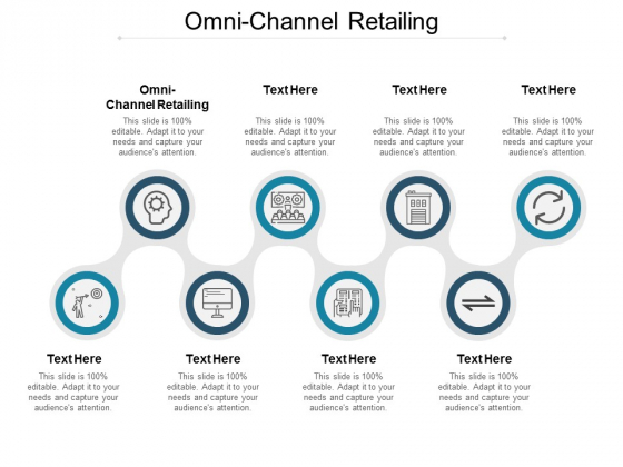 Omni Channel Retailing Ppt PowerPoint Presentation Infographics Graphics Download Cpb