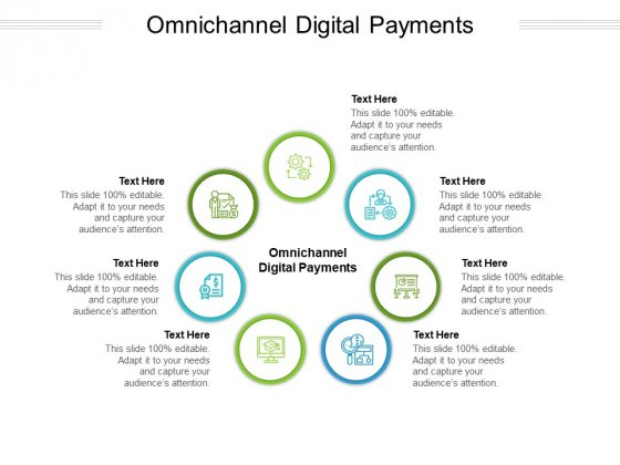 Omnichannel Digital Payments Ppt PowerPoint Presentation Gallery Example Topics Cpb Pdf