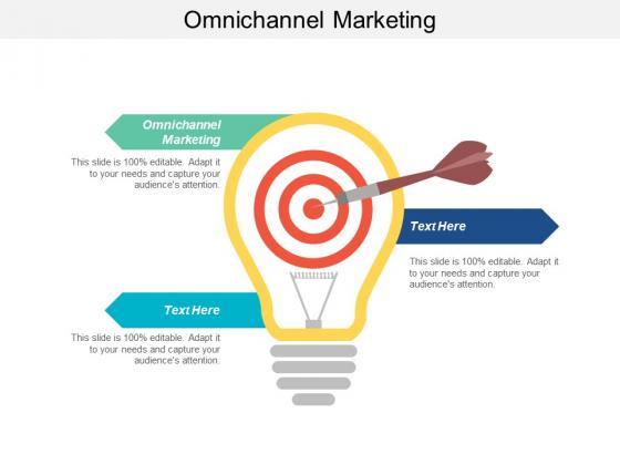 Omnichannel Marketing Ppt PowerPoint Presentation Templates Cpb