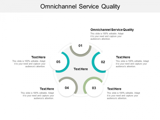 Omnichannel Service Quality Ppt PowerPoint Presentation Icon Guide Cpb