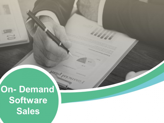 On Demand Software Sales Ppt PowerPoint Presentation Inspiration Graphics Template
