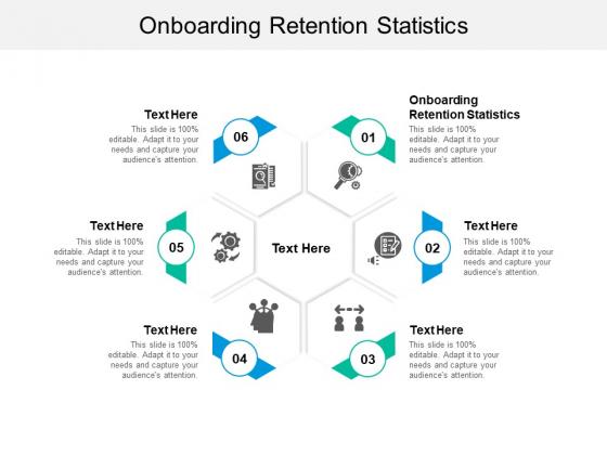 Onboarding Retention Statistics Ppt PowerPoint Presentation Portfolio Sample Cpb