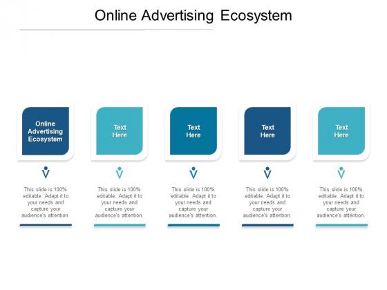 Online Advertising Ecosystem Ppt PowerPoint Presentation Gallery Deck Cpb Pdf