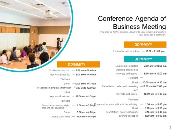 Online_Conference_Agenda_Template_Business_Meeting_Ppt_PowerPoint_Presentation_Complete_Deck_Slide_2